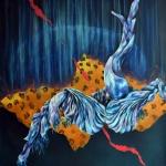 Hommage_a_Francis_Bacon_2019_160x150cm_oiloilpastelacrilyc_on_canvas